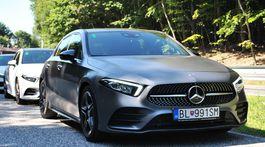 Mercedes triedy A