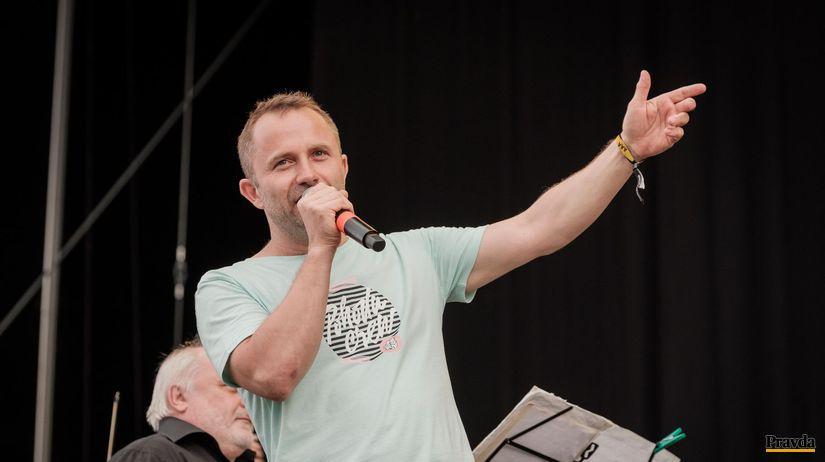 Pohoda festival 2018 Michal Kaščák