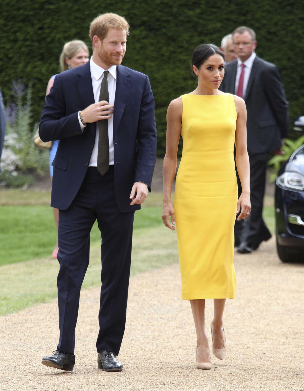 Princ Harry a jeho manželka - vojvodkyňa zo...