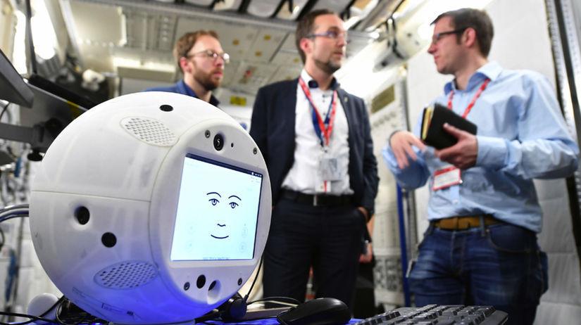 Space Robot, umelá inteligencia, informačná vojna,