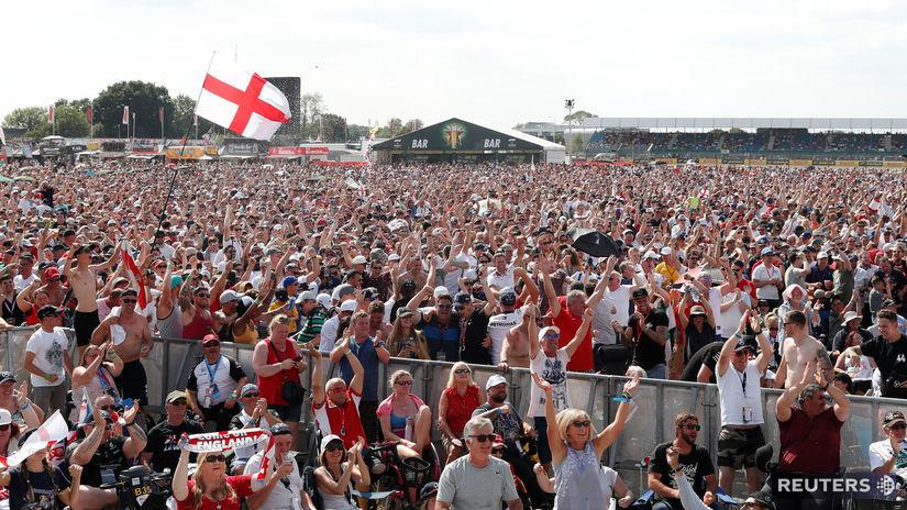 Silverstone, fanúšikovia