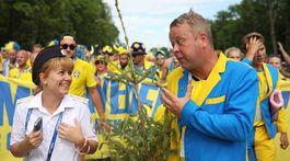 Švédsko, fanúšik