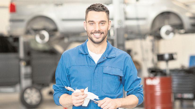 mechanik, práca,
