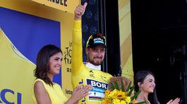 Peter Sagan, žltý dres