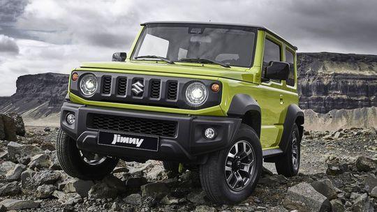 Suzuki Jimny: Malé 'géčko' prezradilo všetko. Motor je prekvapením