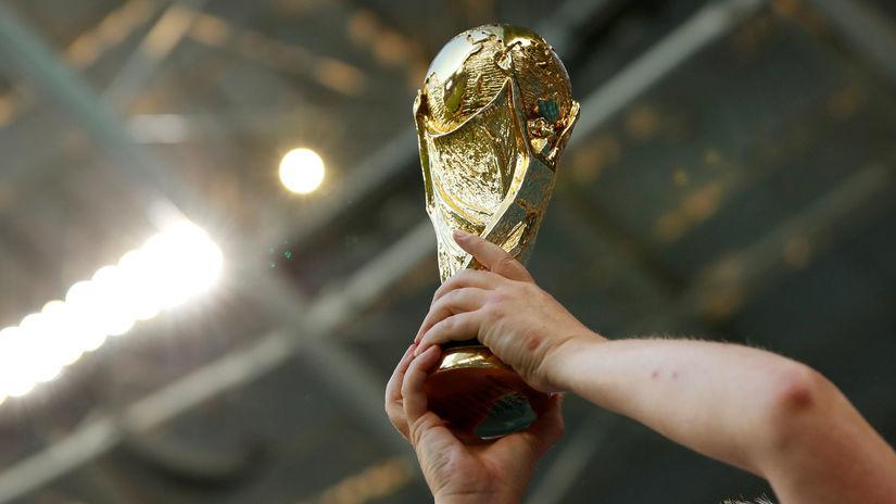 Trofej MS, futbal