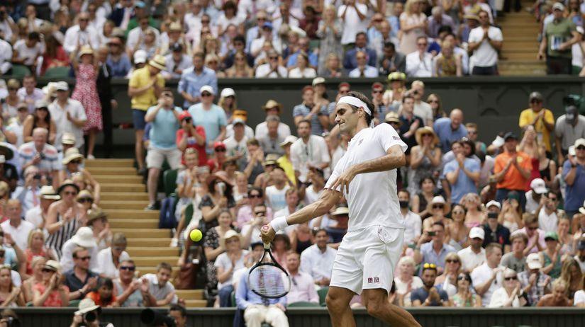 Britain Wimbledon Tennis federer