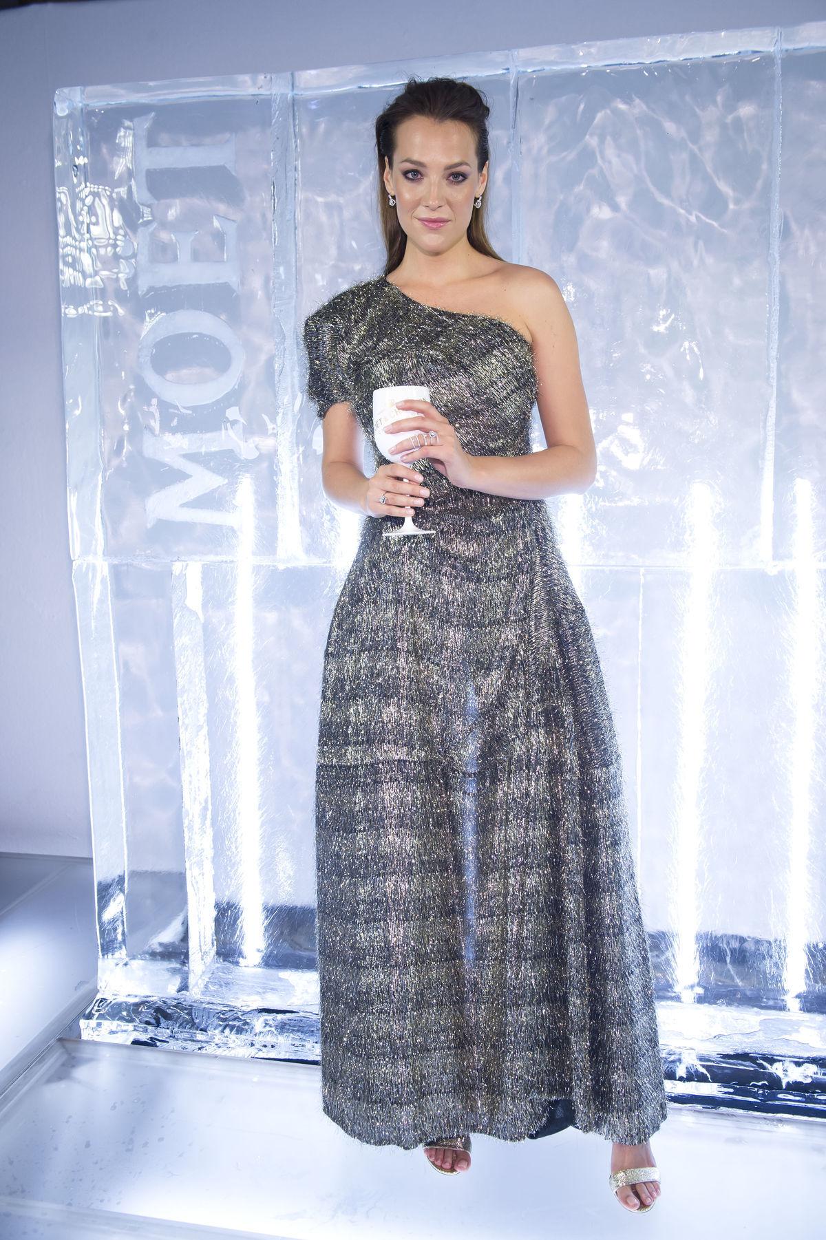 Bývalá Miss a modelka Kateřina Sokolová.