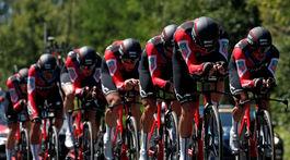cyklistika tour