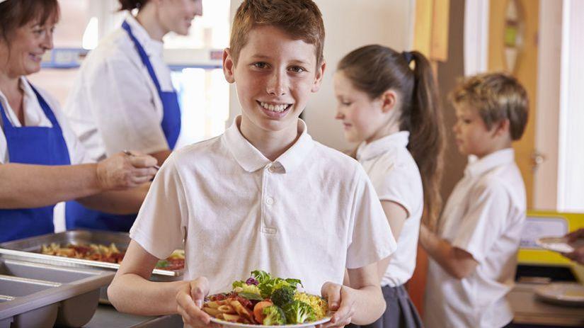 obedy, školské obedy, škola,