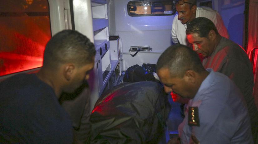 Tunisko, polícia, útok