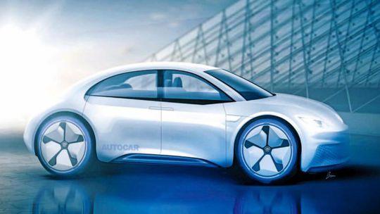 VW Beetle: Chrobák dostane tretiu šancu. Ale elektrickú
