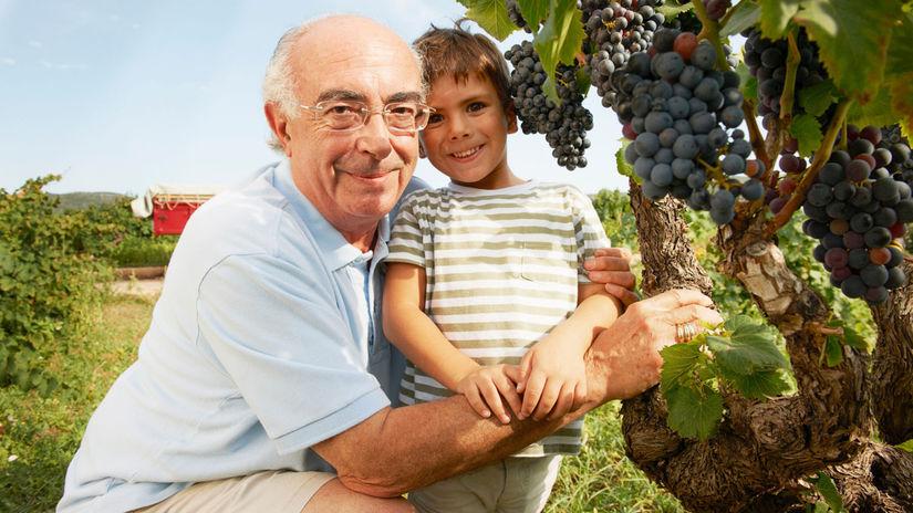 dedko a vnuk