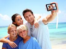 dovolenka, rodina,
