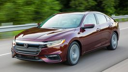 Honda Insight - 2018