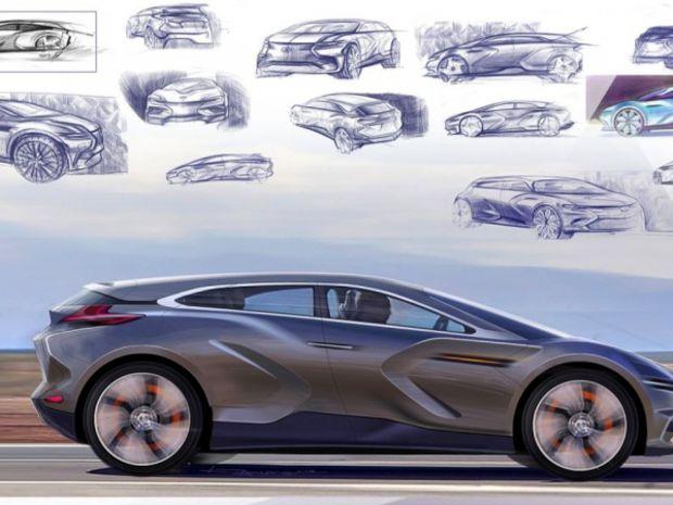 Lada - crossover koncept 2018