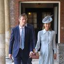 Pippa Middleton a jej manžel James Matthews.