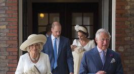 Princ Charles a jeho manželka Camilla, vojvodkyňa z Cornwallu.