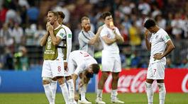 Anglicko, futbal, smútok