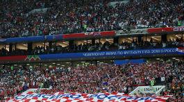 Chorvátsko, fanúšikovia