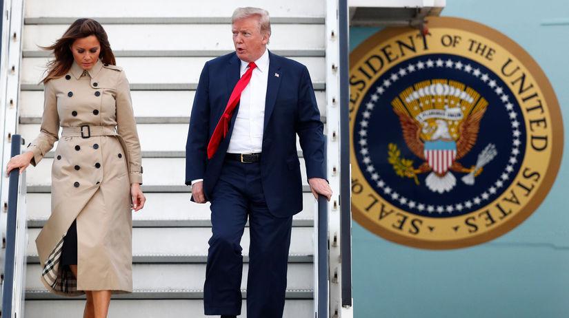 Donald Trump, Melania Trumpová