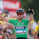 Demonštrácia sily! Sagan ovládol aj 5. etapu a prekonal Zabelov rekord
