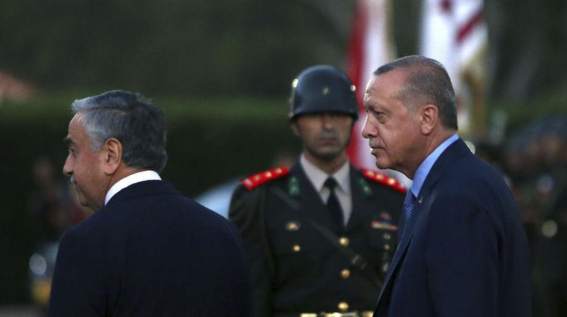 Recep Tayyip Erdogan, Mustafa Akinci