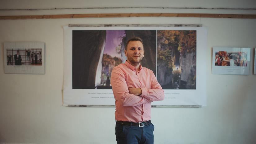 Róbert Németi, fotograf, výstava,