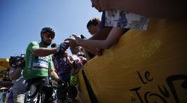 Tour de France, 5. etapa, štart, Peter Sagan