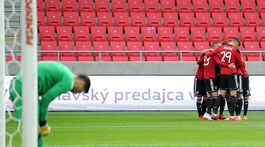 Trnava, Mostar, gól