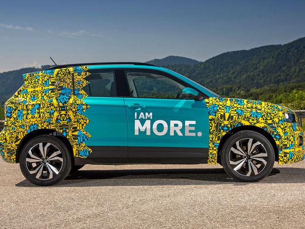 VW T-Cross - 2018