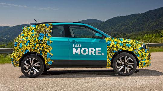 """VW T-Cross: 'Terénne Polo"""" má termín premiéry. Odohrá sa tento mesiac"""