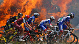 cyklo tour