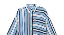 Dámska predĺžená košeľa Reserved, cena pred zľavami 34,99 eura.