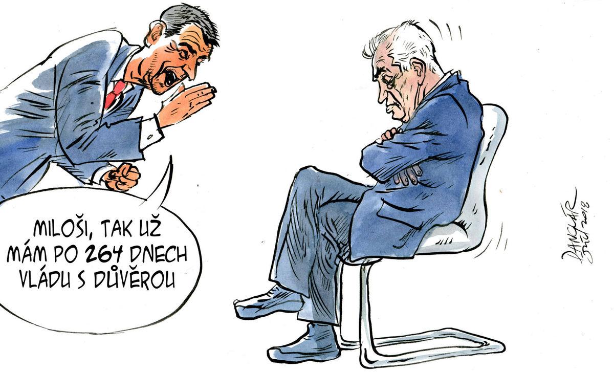 Karikatúra 13.07.2018