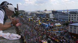 Francúzsko Cyklistika TdF 6. etapa