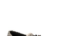 Nazúvacie tenisky s espadrilkovým dezénom Kate Gray, predáva Humanic.
