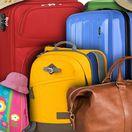 kufre, batožina, cestovanie, dovolenka