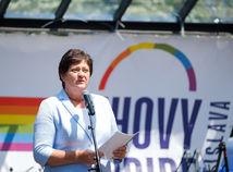 Mária Patakyová, Pride