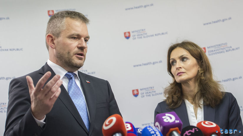Peter Pellegrini, Andrea Kalavská