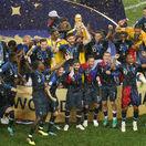 Futbalovému svetu kraľujú Francúzi. Získali druhý titul