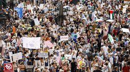 Protest, fínsko, helsinki