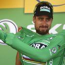 Sagan je čoraz zelenší. Už len vydržať do Paríža