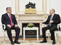 Vladimir Putin, Viktor Orbán