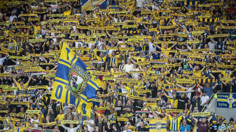 Dunajská Streda, fanúšikovia