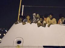 Taliansko, migranti