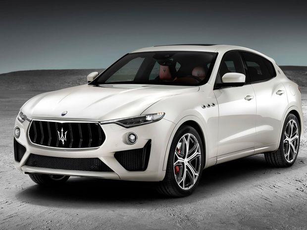 Maserati Levante GTS - 2018