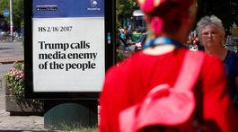 Donald Trump, billboard