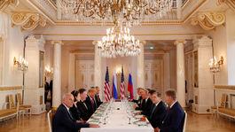 Donald Trump, Vladimir Putin, summit