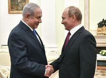 Benjamin Netanjahu Vladimir Putin